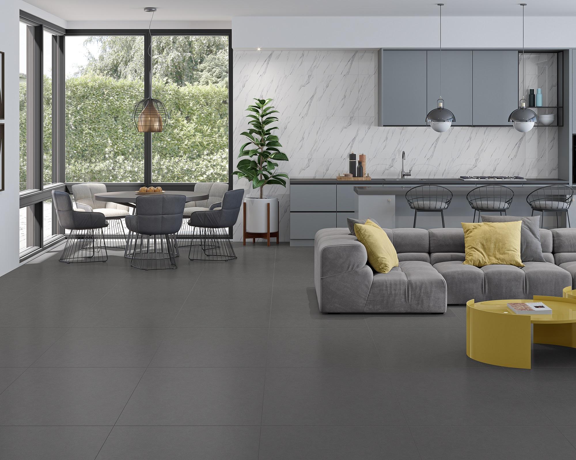 Carrara Polido e Bellastone